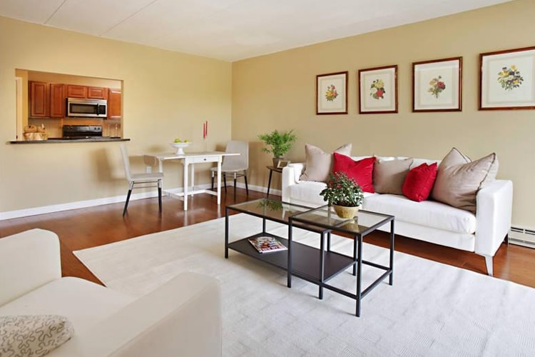 Home Living Room Remodel