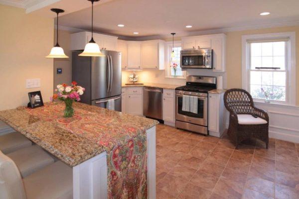Kitchen Living Room Island