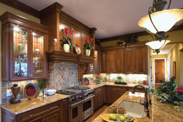 Hardwood Cabinets