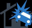 Home Vehicle Impact