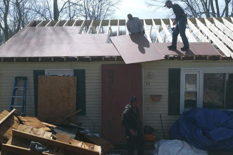 Roof Bulding
